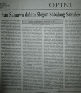 Sabalong Samalewa